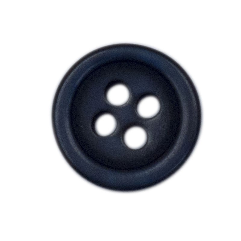 Shirt Button Large 10-pack navy
