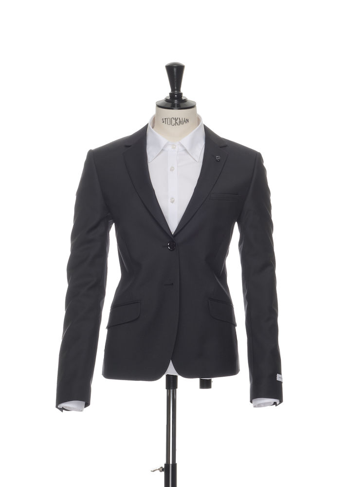 Blazer Woman Black 40