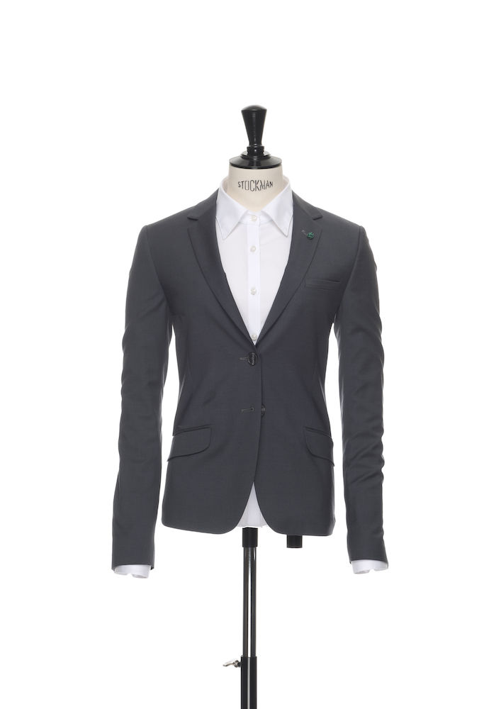 Blazer Woman Grey 44