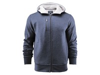 Parkwick Hooded Men Jacket Dark Blue Me XL