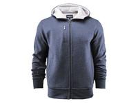 Parkwick Hooded Men Jacket Dark Blue Me L