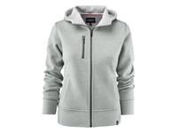 Parkwick Hooded Lady Jacket Greymelange S