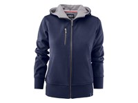 Parkwick Hooded Lady Jacket Navy XS