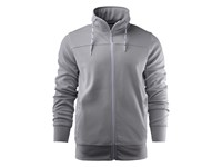 Printer Jog Sporty Sweatshirt lightgrey 3XL