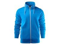 Printer Jog Sporty Sweatshirt ocean blue 3XL