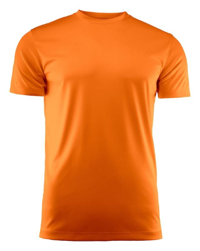 Run Active t-shirt Bright Orang L