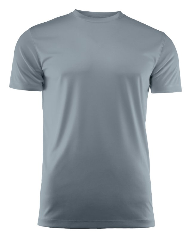 Run Active t-shirt Metal grey S