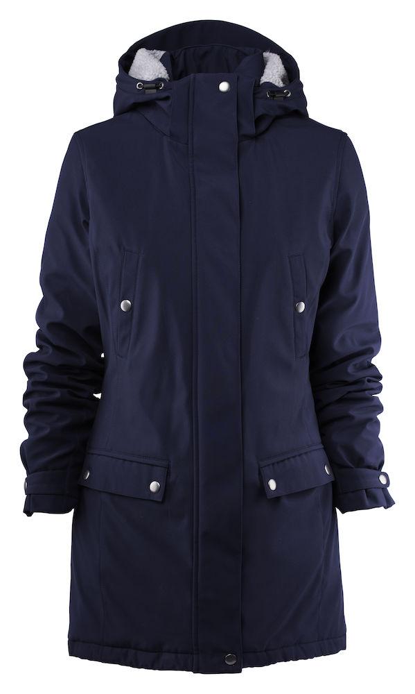 Slope Lady Jacket Navy XL