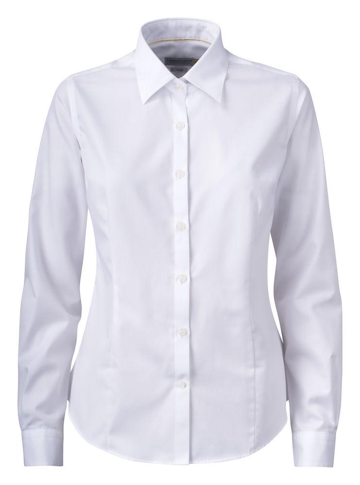 Yellow Bow 50 Women shirt White S