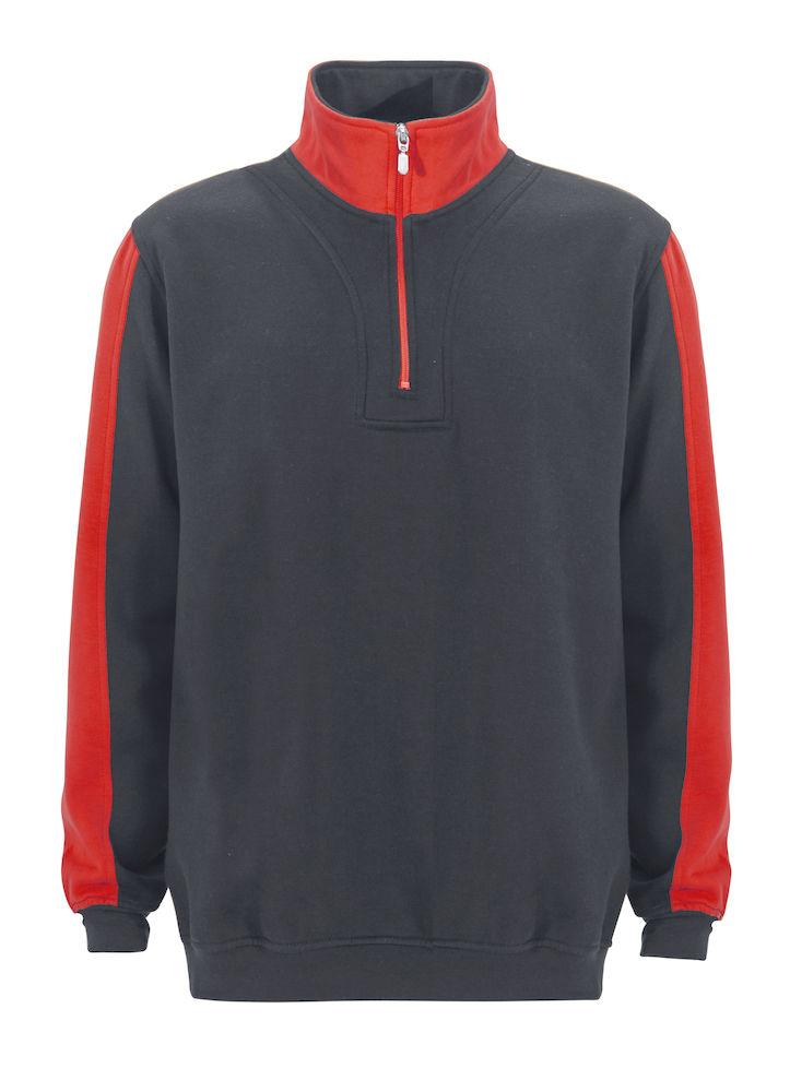 Graphix MODENA UNISEX grijs / rood No size