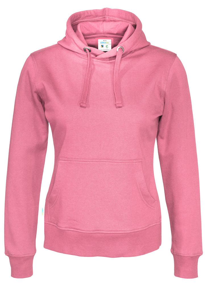Cottover Hood Lady roze XL
