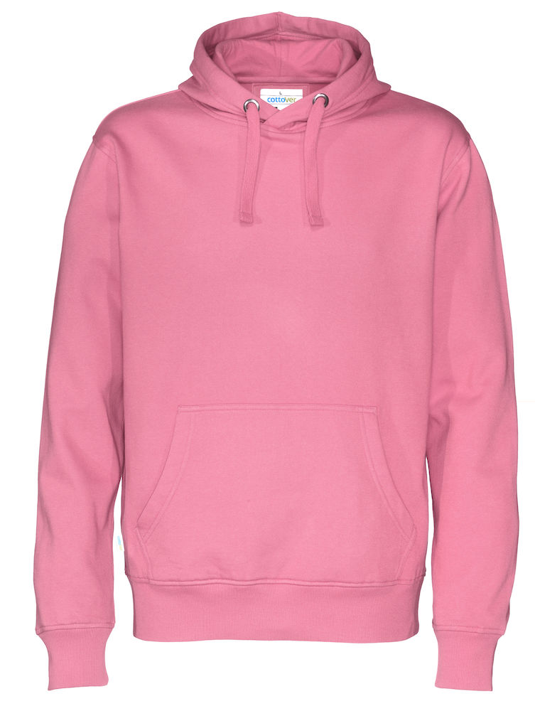 Cottover Hood Man roze S