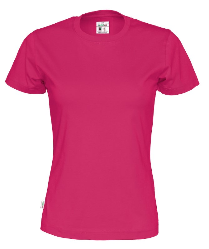 Cottover T-shirt Lady fuchsia M