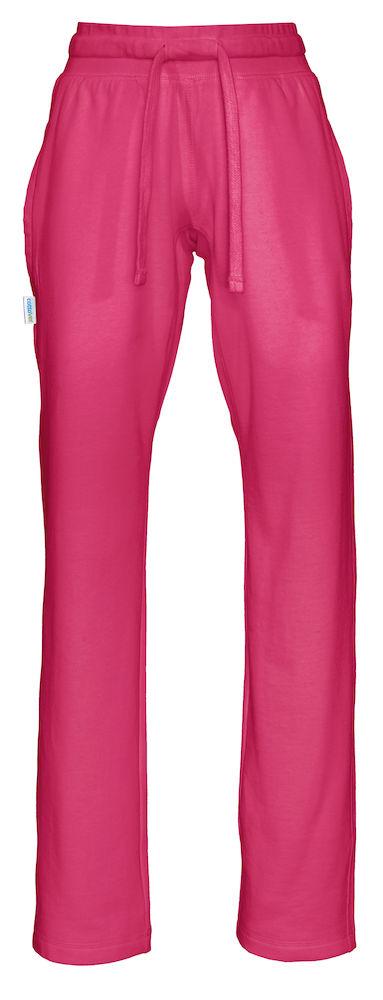 Cottover Sweat Pants Lady fuchsia XL