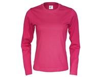Cottover T-shirt Long Sleeve Lady fuchsia XS