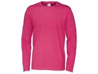 Cottover T-shirt Long Sleeve Man fuchsia M