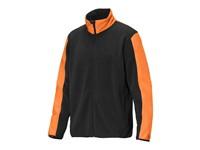 Graphix CORTINA UNISEX zwart / oranje S