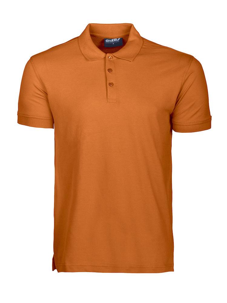Grizzly Bristow oranje XL