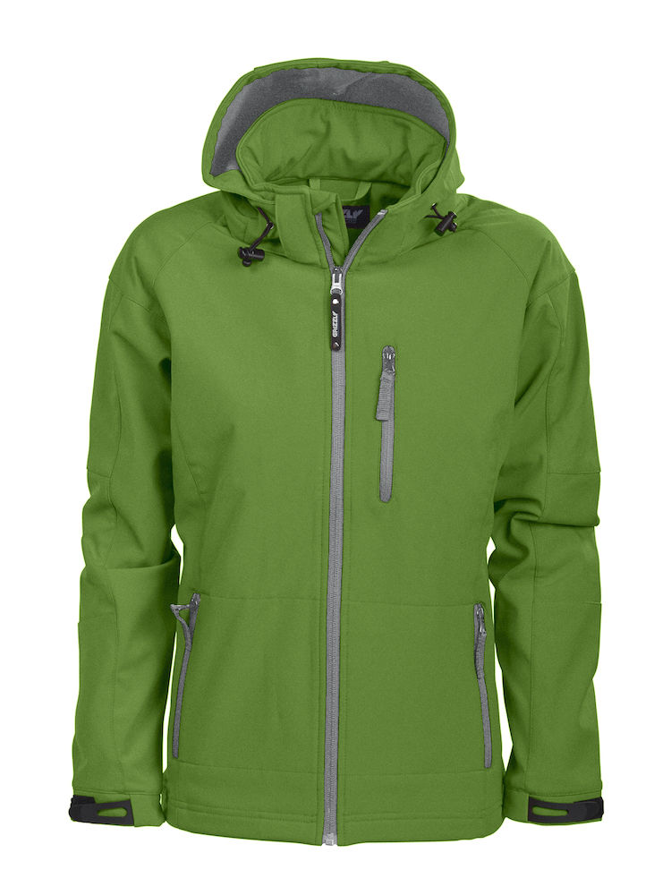 Grizzly TULSA LADY groen M