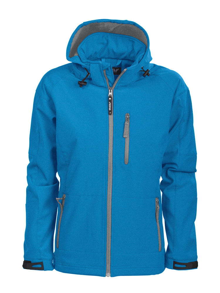 Grizzly TULSA LADY blauw L