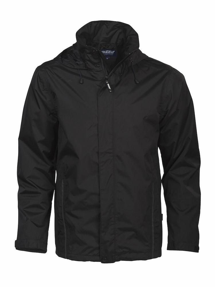 Grizzly Brock jacket zwart 3XL