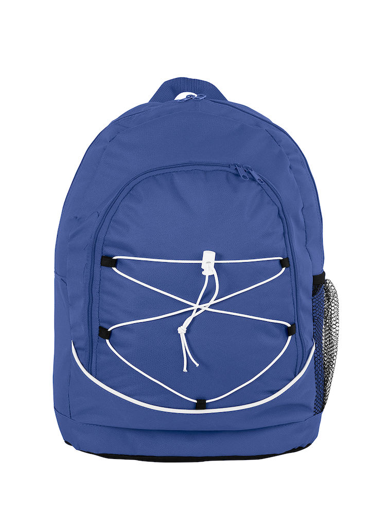 Derby of Sweden Club Line Backpack blauw / wit NO SIZE