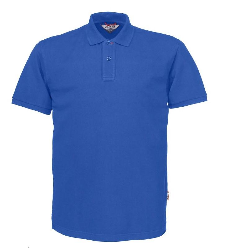 DAD GIFFORD POLO blauw XL