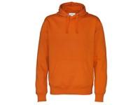 Cottover Hood Man oranje 4XL