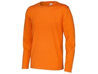 Cottover T-shirt Long Sleeve Man oranje L