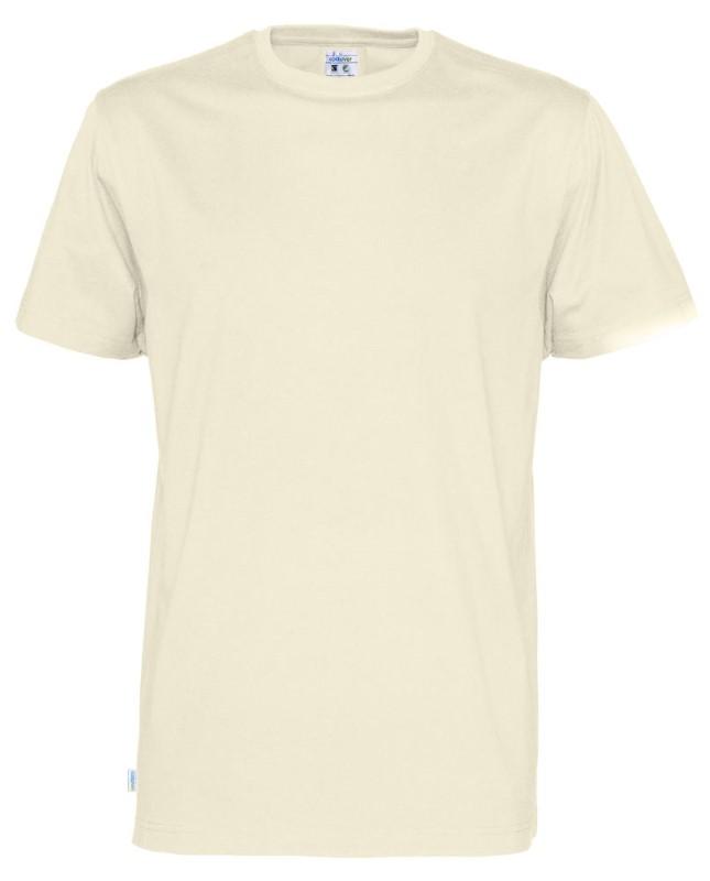 Cottover T-shirt SS Man ecru 4XL