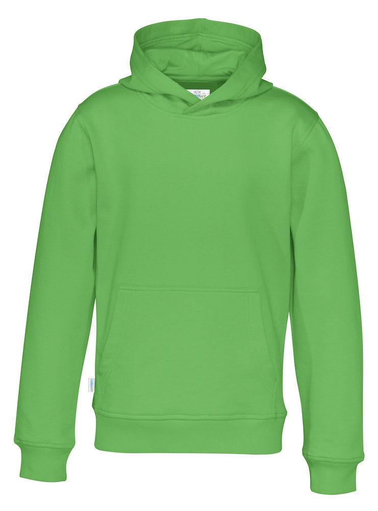 Cottover Hood Kid groen 90/100