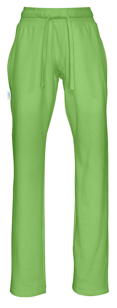 Cottover Sweat Pants Lady groen XXL