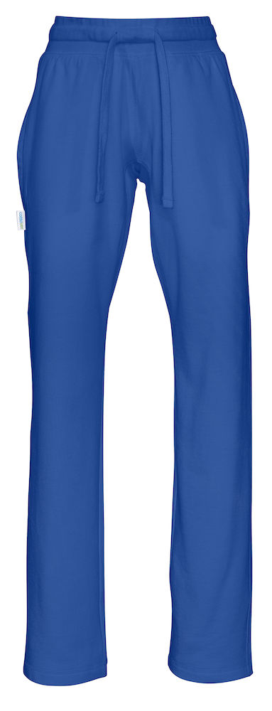 Cottover Sweat Pants Lady blauw L