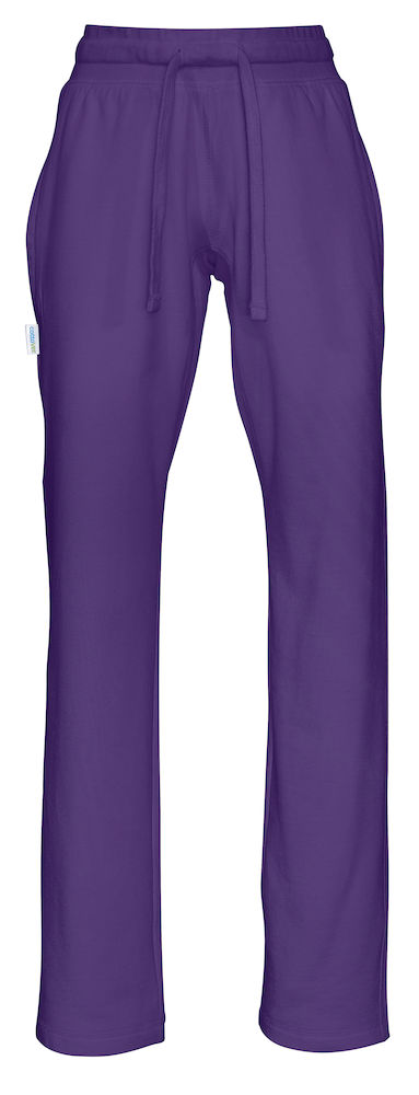 Cottover Sweat Pants Lady paars XS