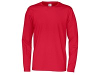 Cottover T-shirt Long Sleeve Man rood M