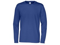 Cottover T-shirt Long Sleeve Man blauw M