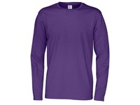 Cottover T-shirt Long Sleeve Man paars L