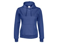 Cottover Hood Lady blauw M