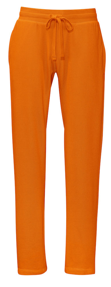 Cottover Sweat Pants Man oranje M