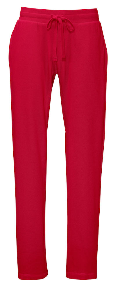 Cottover Sweat Pants Man rood L