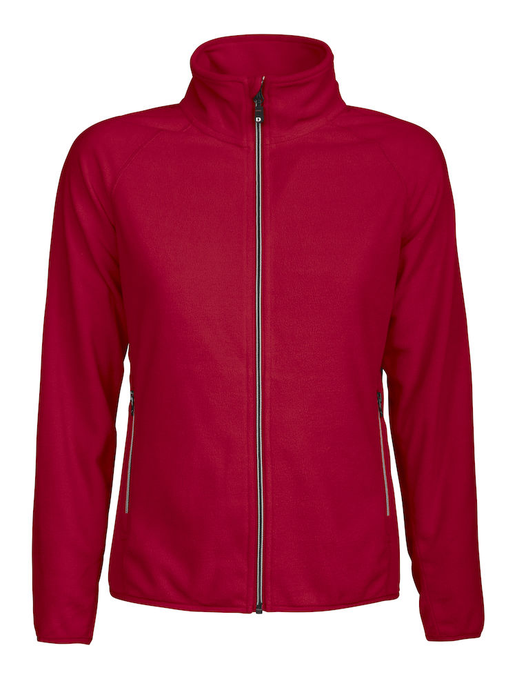 DAD MELTON LADY FULL ZIP Rood M