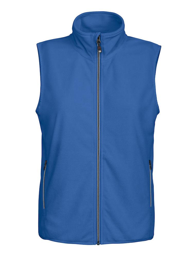 DAD melton lady vest blauw S
