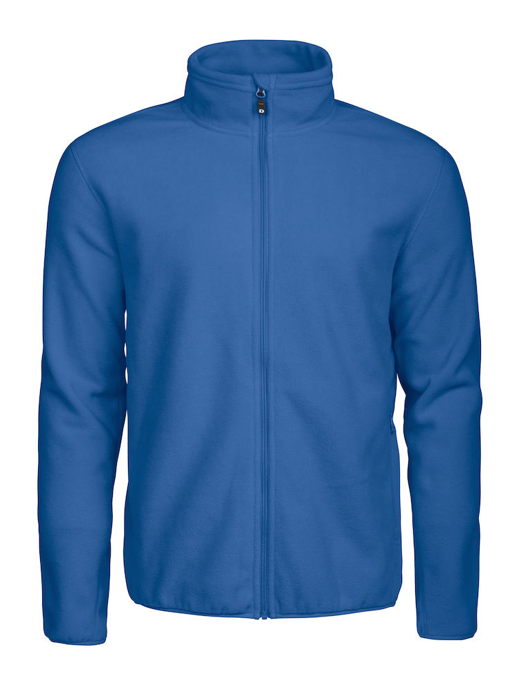 DAD WARREN FULL ZIP blauw M