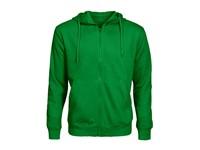 Grizzly Midland Hood groen L