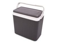 Coolbox Rotan 24 ltr Anthracite