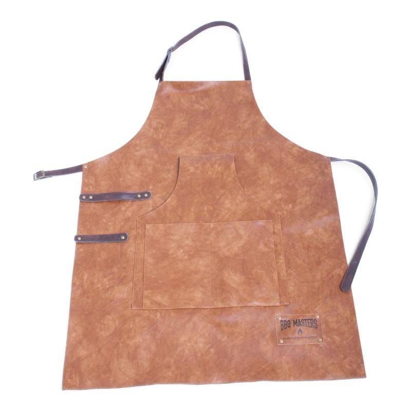 PU Leather Kitchen Apron