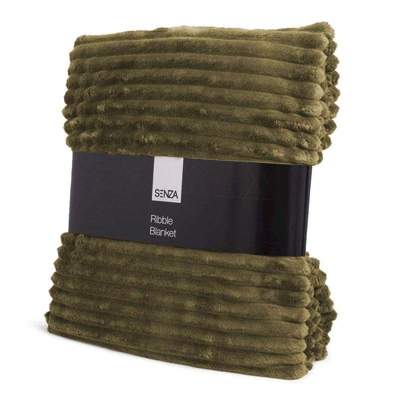 SENZA Ribble Plaid Green