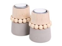 SENZA Beads Candle Holder /2