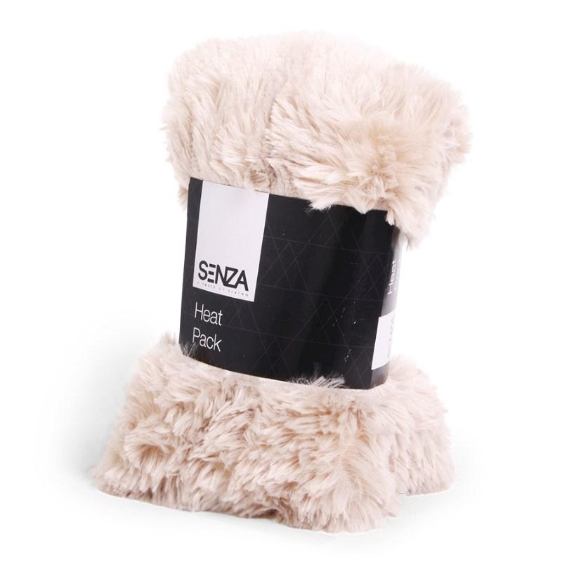 SENZA Heatpack Furry Brown