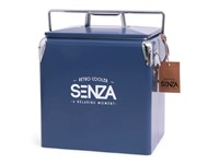SENZA Retro Coolerbox Blue